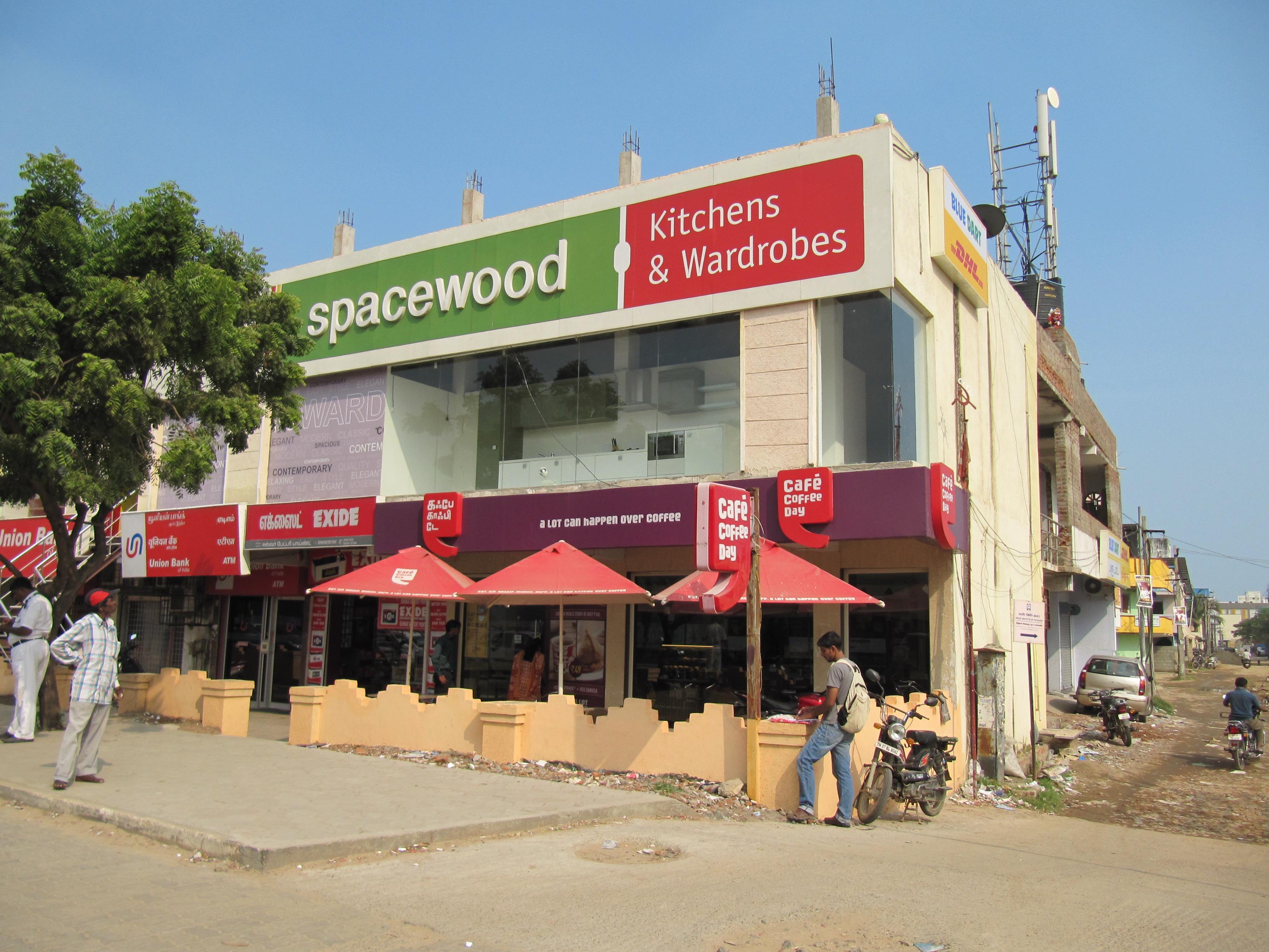Modular Kitchen Showroom Chennai