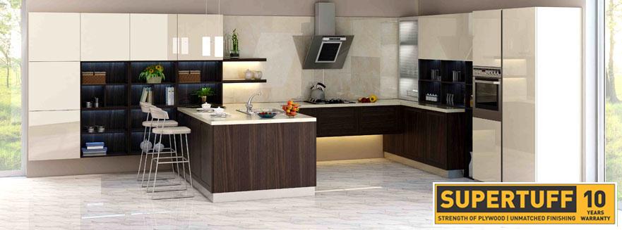 Spacewood Manufacturer Of Modular Kitchen And Furniture
