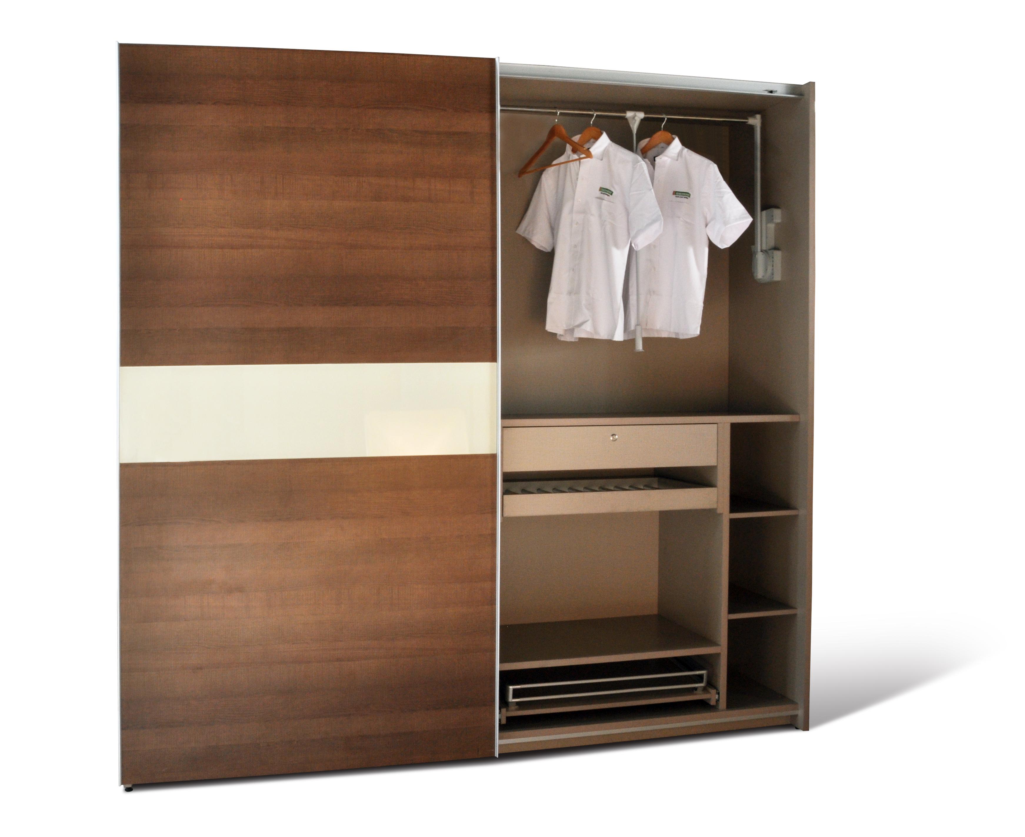 Spacewood sliding for Kitchen wardrobe